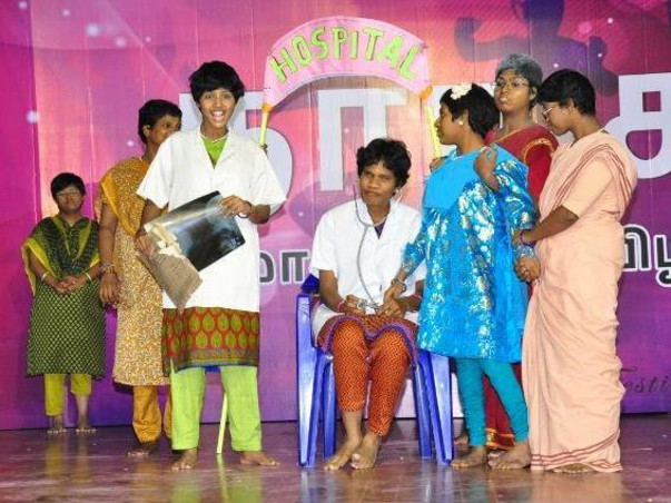 Help Conduct A Talent Show For Mentally & Physically Challenged Kids
