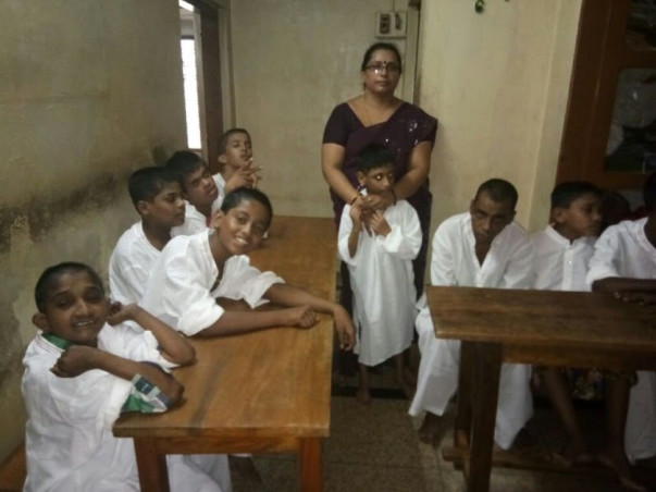 Help Anandatheeram - A Boarding Home For Differently-Abled