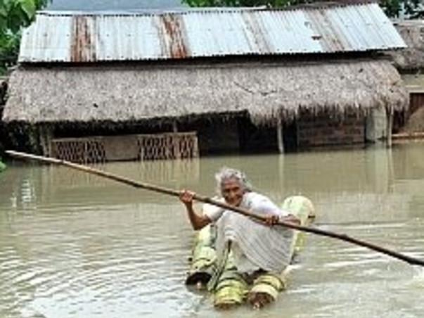 Assam flood