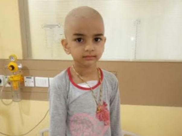This 5-year-old needs help to get rid of a life-threatening tumour