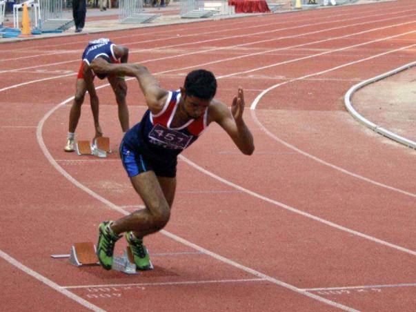 Chennai Sprinter Blumen Needs Your Help To Beat Cancer