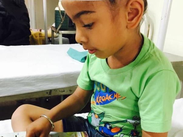 Help Ekam for A Bone Marrow Transplant