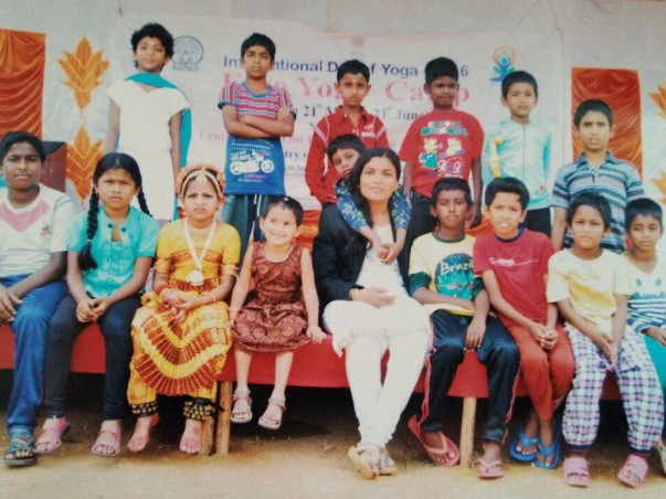 These nine  children need a home as their own