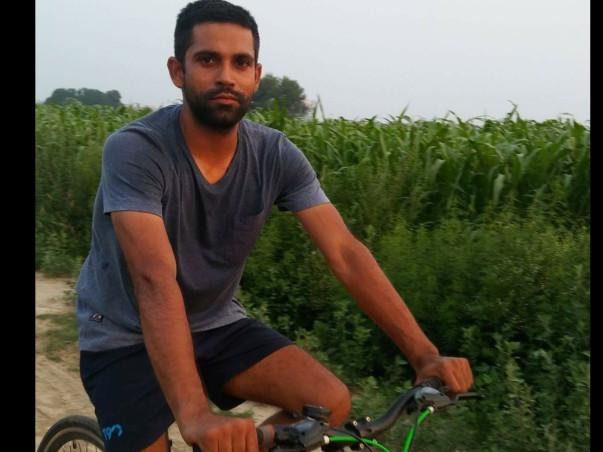 Help Vikas to cycle through 29 states of India.