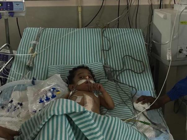 Matching campaign to help Praruj undergo a liver transplantation