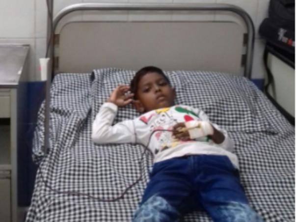 Help Jasimuddin Sheikh Fight Thalassemia Major