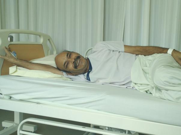 Help My Father Kunwar Singh Bisht Fight Cancer
