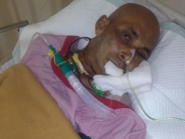 Help Sukumar Lenka A Poor Farmer Fight Mouth Cancer
