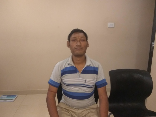 Pabitra Needs Your Help Going Back Home After His Nuero Surgery