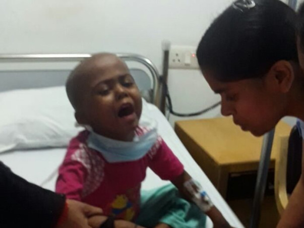 4-Year-Old Nouman Needs Our Help To Fight Cancer
