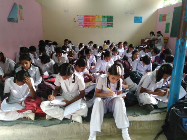 Help 170 Students Of Vikaspuri Government School, Delhi Learn Better