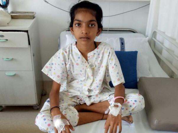 Help 10 Year Old Saniya Get A Heart Transplant