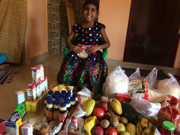 Help Poor Kids suffering from cancer-Medicine, education,food, shelter