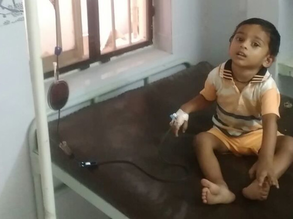 NEED HELP FOR THALASSEMIA MAJOR CHILD