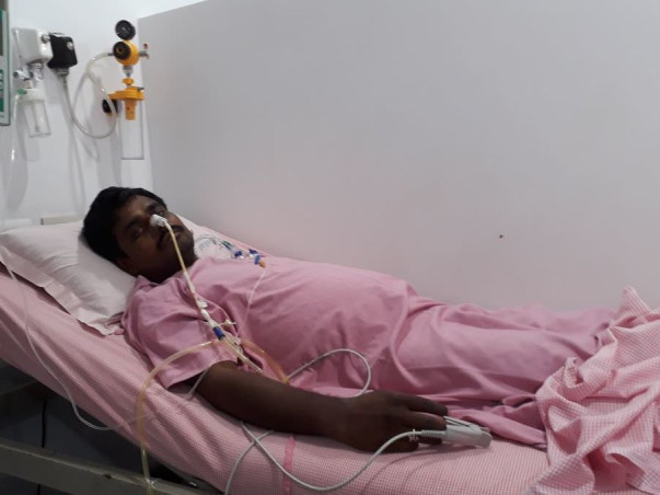 My brother Basha Suffering From A Damaged Pancreas Needs Your Help
