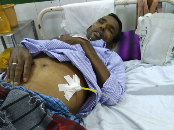 Help in Raising Funds For My Father's Liver Transplantation Surgery
