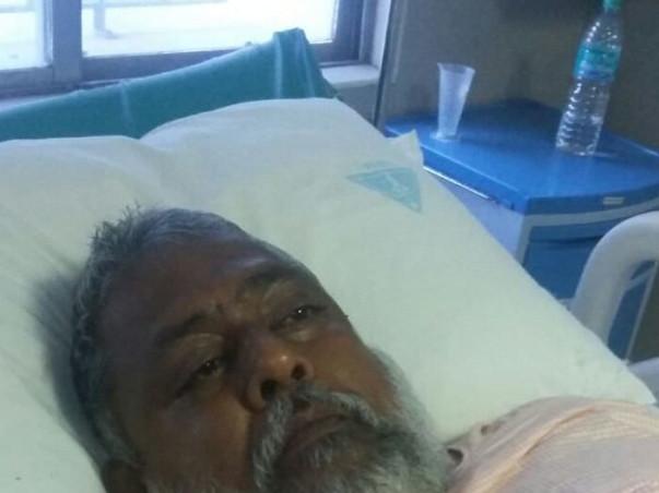 Help Jaishankar To Undergo Liver Transplant At The Earliest