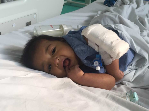 6-month-old Syed Has Only 10 Days To Get A Liver Transplant
