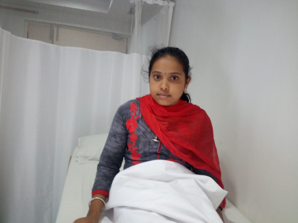 Help 17-year-old Sandhya battle a severe blood disorder