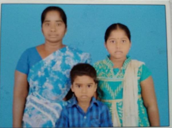 Help Sudhamani Pay Medical Loan