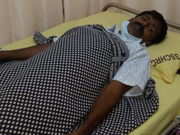 Help Mahesh fighting from Bone Cancer