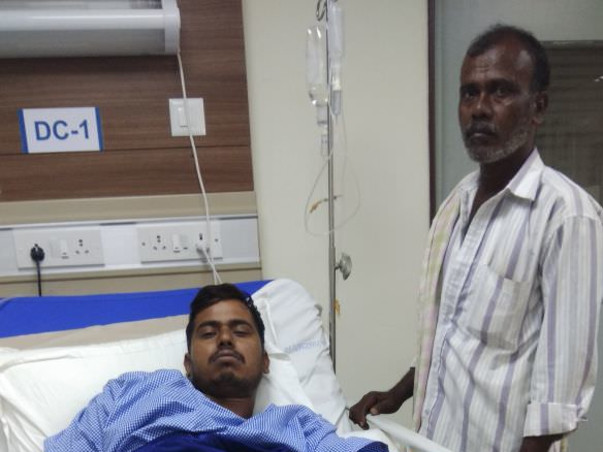 After A Near-Fatal Accident, Ravi Needs Your Help To Live His Life