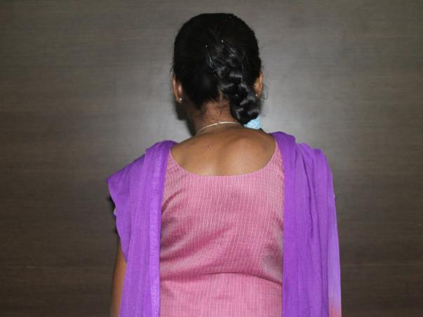 Help Neelambika fix her severely deformed spine