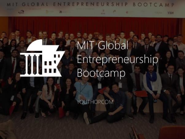 Help Abhishek fund himself for the MIT Entrepreneurship Bootcamp!