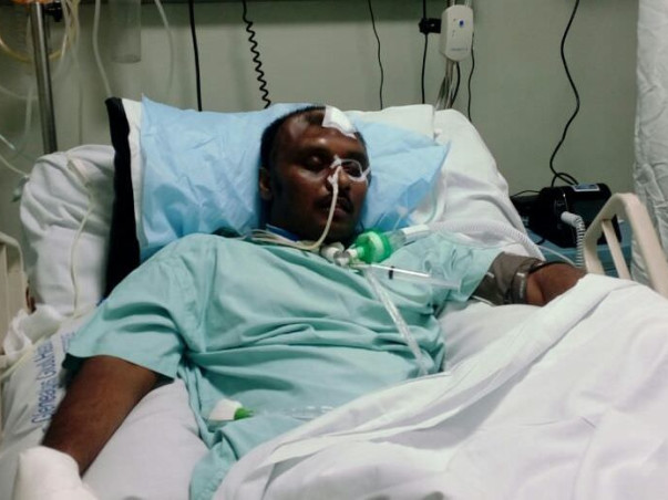 28-year-old Jagadeesh Met With An Accident And Needs An Urgent Surgery