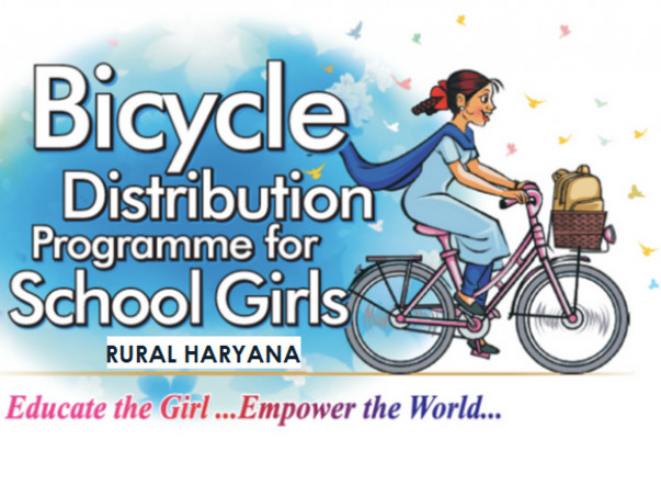 Project Bicycle Bank for Girl Child Education