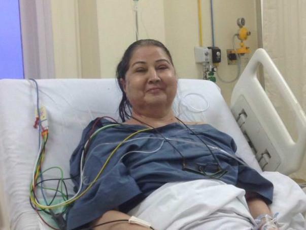 #MissionShobha-Medical Funds for Rare Intra Vascular Lymphoma!