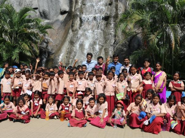 Help Keep The Hopes Of Kannammapet High