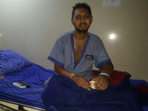 Help Shreyas Balaram For The Treatment Of His Kidney