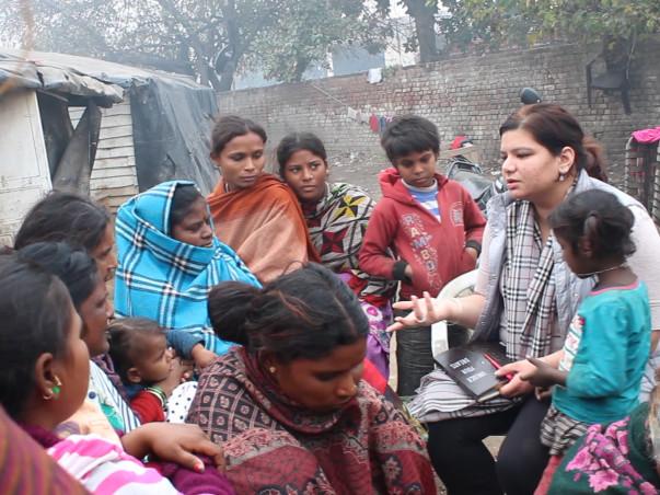 Help Ruh to Make Slums in Patiala Period-friendly