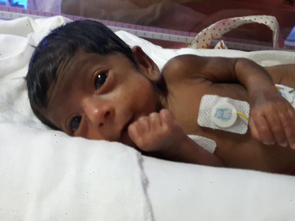 Help Banumathy's Preterm Baby Born At 30 Weeks