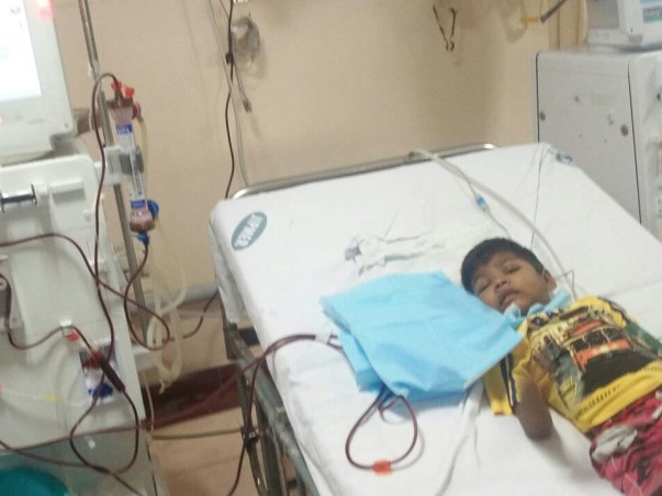 This 5-year-old May Not Survive Without A Kidney and Liver Transplant