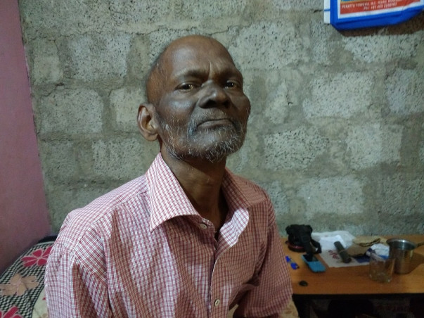 Help Siddharthan Afford His Treatment For Cancer
