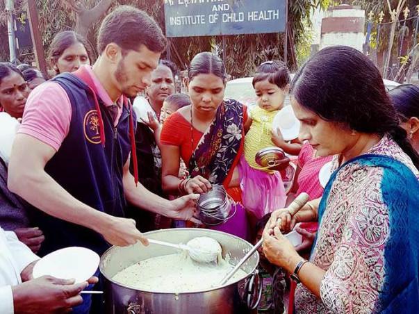 Free Food Programme
