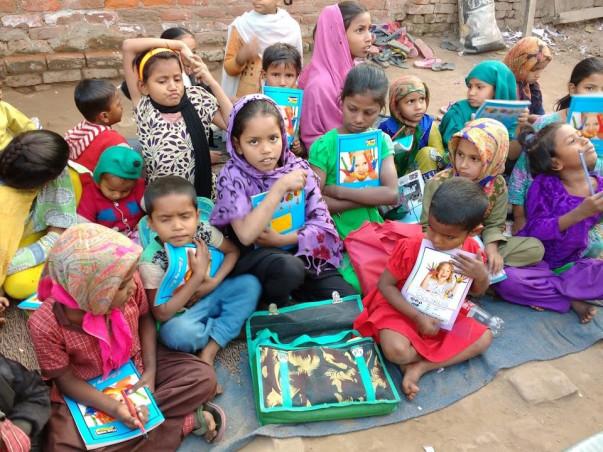 Sponsor To Start New Free School for Children in Lakkarpur-Faridabad