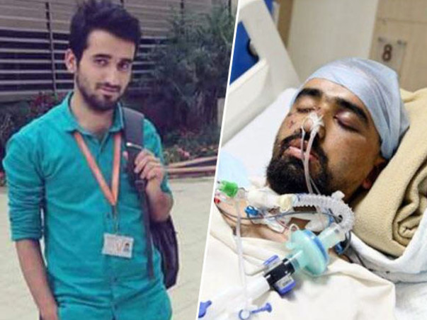 Beigh Is Fighting For His Life In The ICU After A Tragic Fall