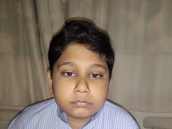 Raise fund for Blood cancer treatment of Class 7 student Rupankar Bose