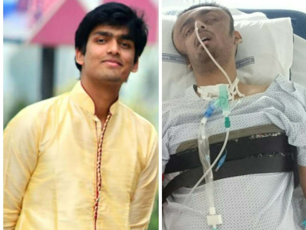 Help young Manish fight Coma