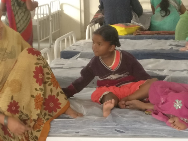Help baby in getting liver transplantation operation