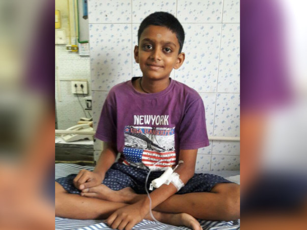 This 10-year-old Is Fighting Cancer And He Does Not Even Know It