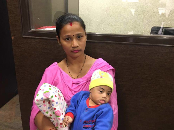 Gurkha Ramesh Pleads India To Save His 4-month-old Son's Heart