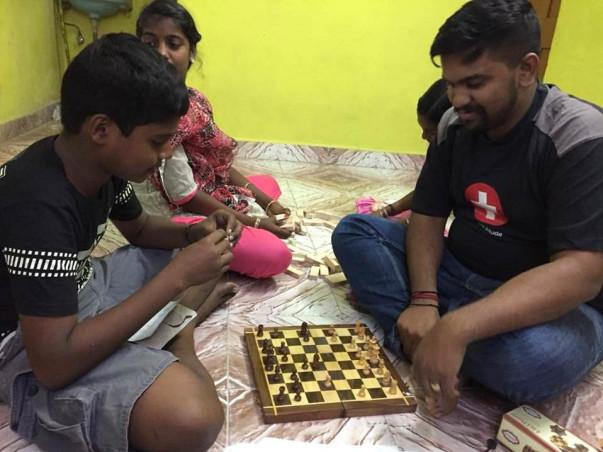 Help Us Build A Learning Center For Thiruvanmiyur's Children