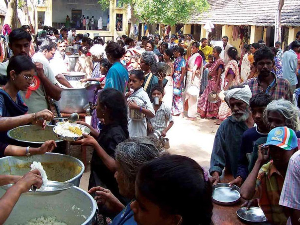 Help A Remote Village For Food Donation, Medical Camp And Homeless