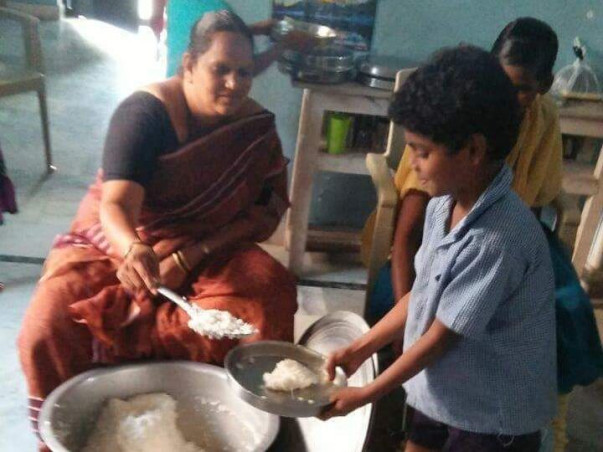 Help the Students of St. Mary Educational Society