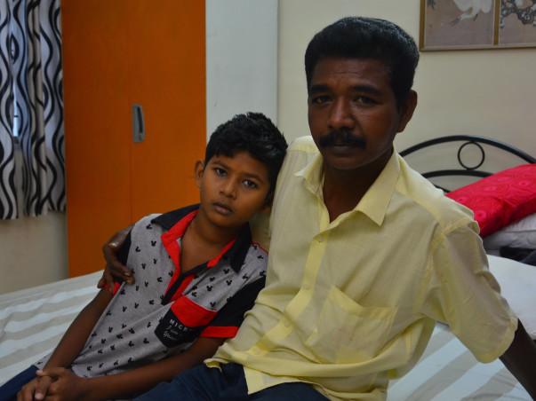 9-Year-Old Boy, Master Bose Nanda A Needs Heart Transplant
