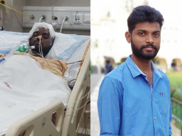 Help Vinayak, An Engineering Student Fighting For His Life